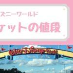 ディズニーワールドのパークチケットの値段は?日本円だといくらになる?